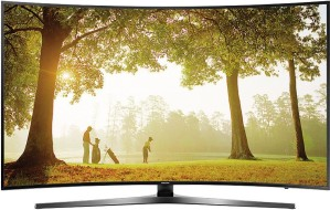 295d0d510be6 Samsung 43KU6570 43 inches 4K Ultra HD Smart Curved LED TV Lowest ...